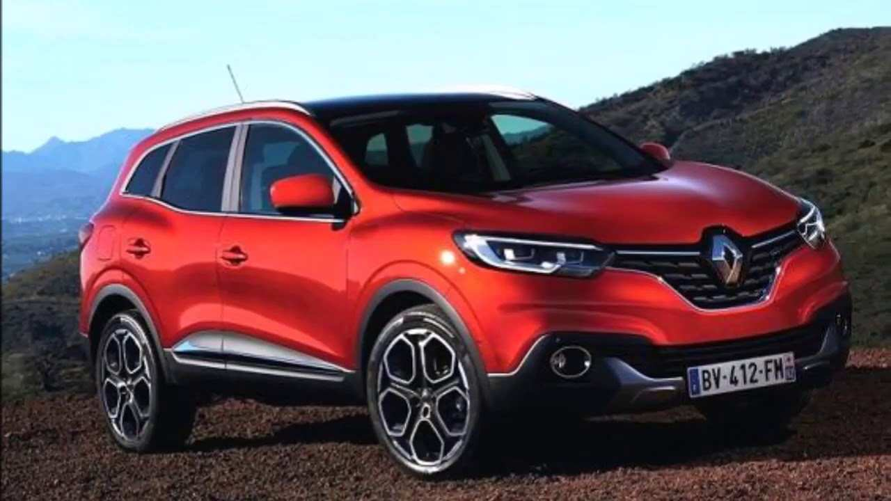 46 Gallery of 2019 Renault Suv Picture with 2019 Renault Suv