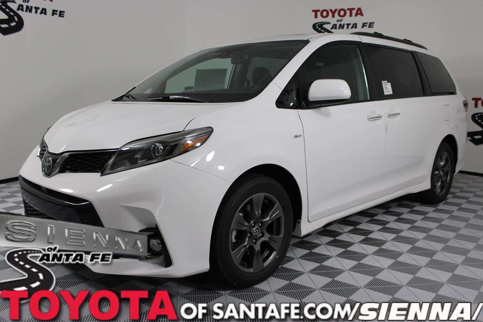 46 Gallery of 2019 Toyota Sienna Se Price by 2019 Toyota Sienna Se