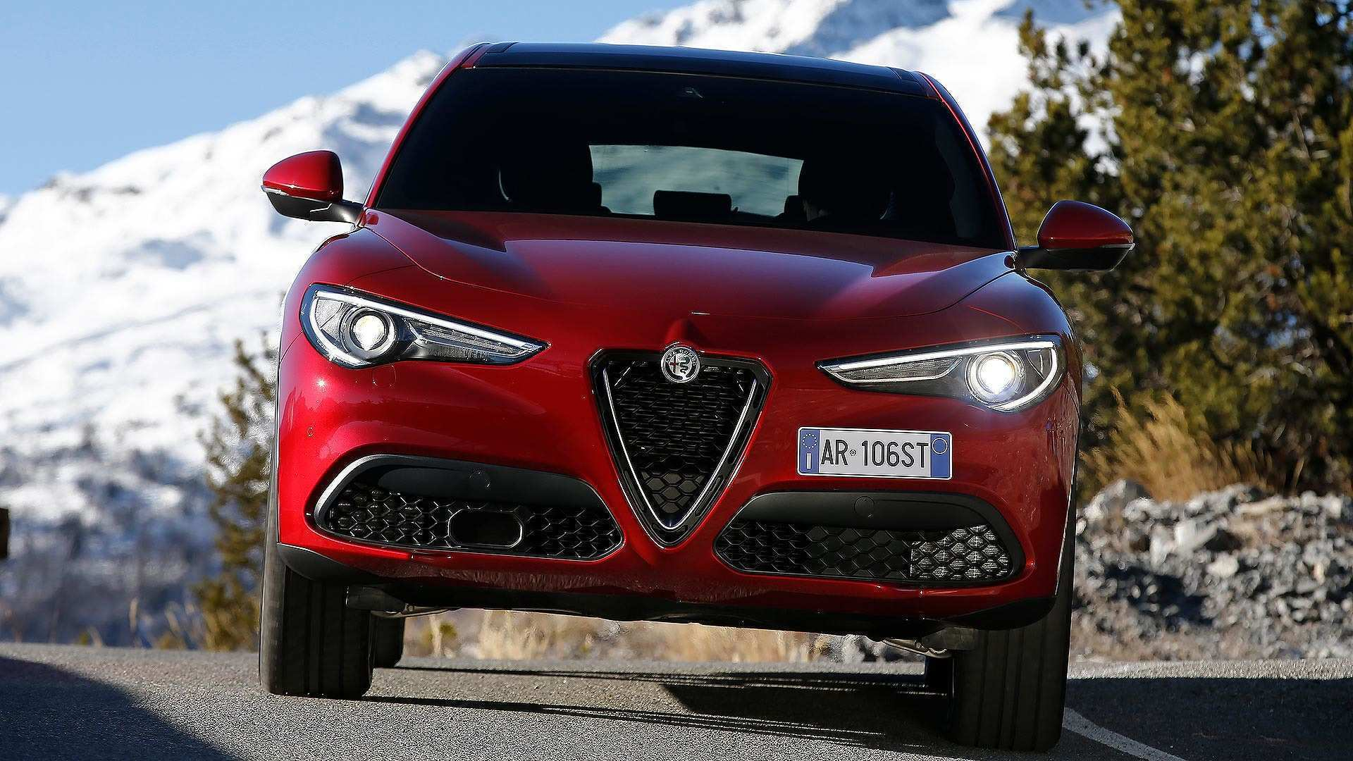 46 Gallery of 2020 Alfa Romeo Castello Concept for 2020 Alfa Romeo Castello
