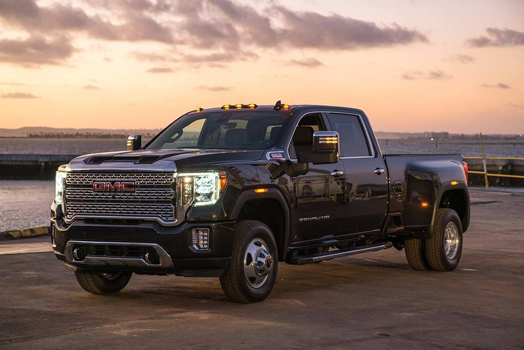 46 Gallery of 2020 Gmc Hd Price and Review for 2020 Gmc Hd