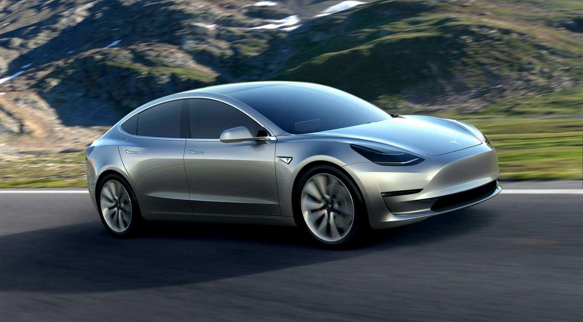 46 Gallery of 2020 Tesla Model 3 Release Date by 2020 Tesla Model 3