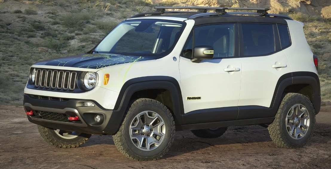 46 Gallery of Jeep Renegade 2020 Rumors with Jeep Renegade 2020