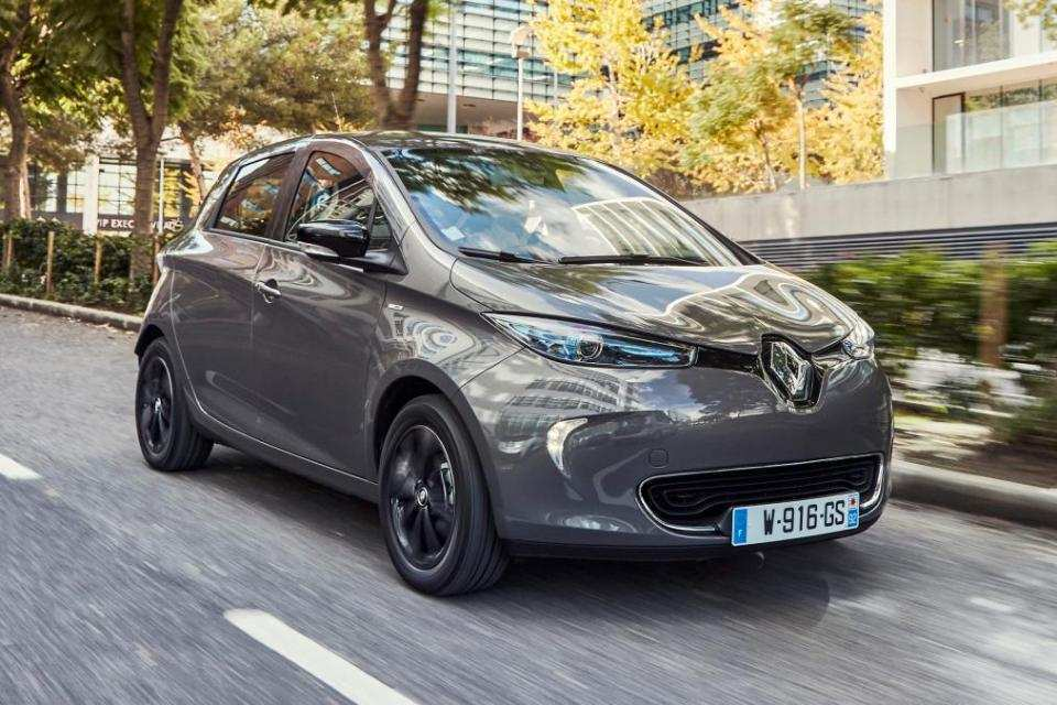 46 Gallery of Renault Electric 2020 Rumors with Renault Electric 2020