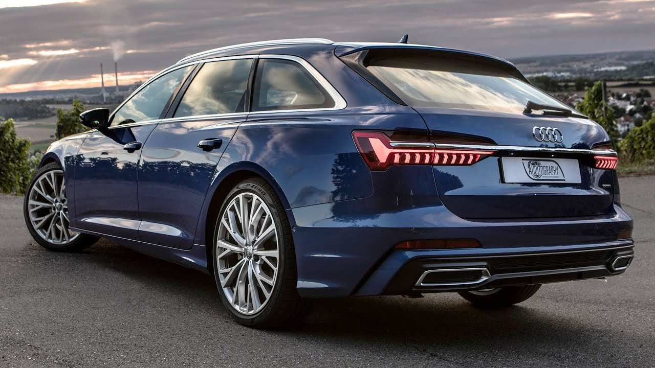 46 Great 2019 Audi Wagon Usa Model with 2019 Audi Wagon Usa