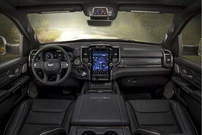 46 Great 2019 Dodge Interior Configurations by 2019 Dodge Interior