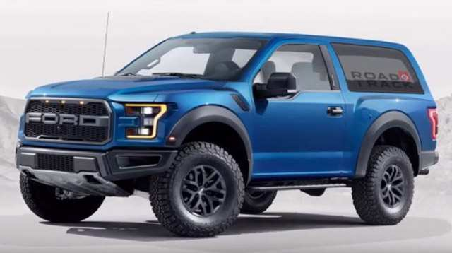 46 Great 2019 Ford Bronco Images Specs by 2019 Ford Bronco Images