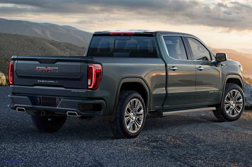 46 Great 2019 Gmc 1500 Specs Price and Review with 2019 Gmc 1500 Specs