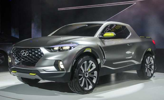 46 Great 2019 Hyundai Truck New Concept for 2019 Hyundai Truck
