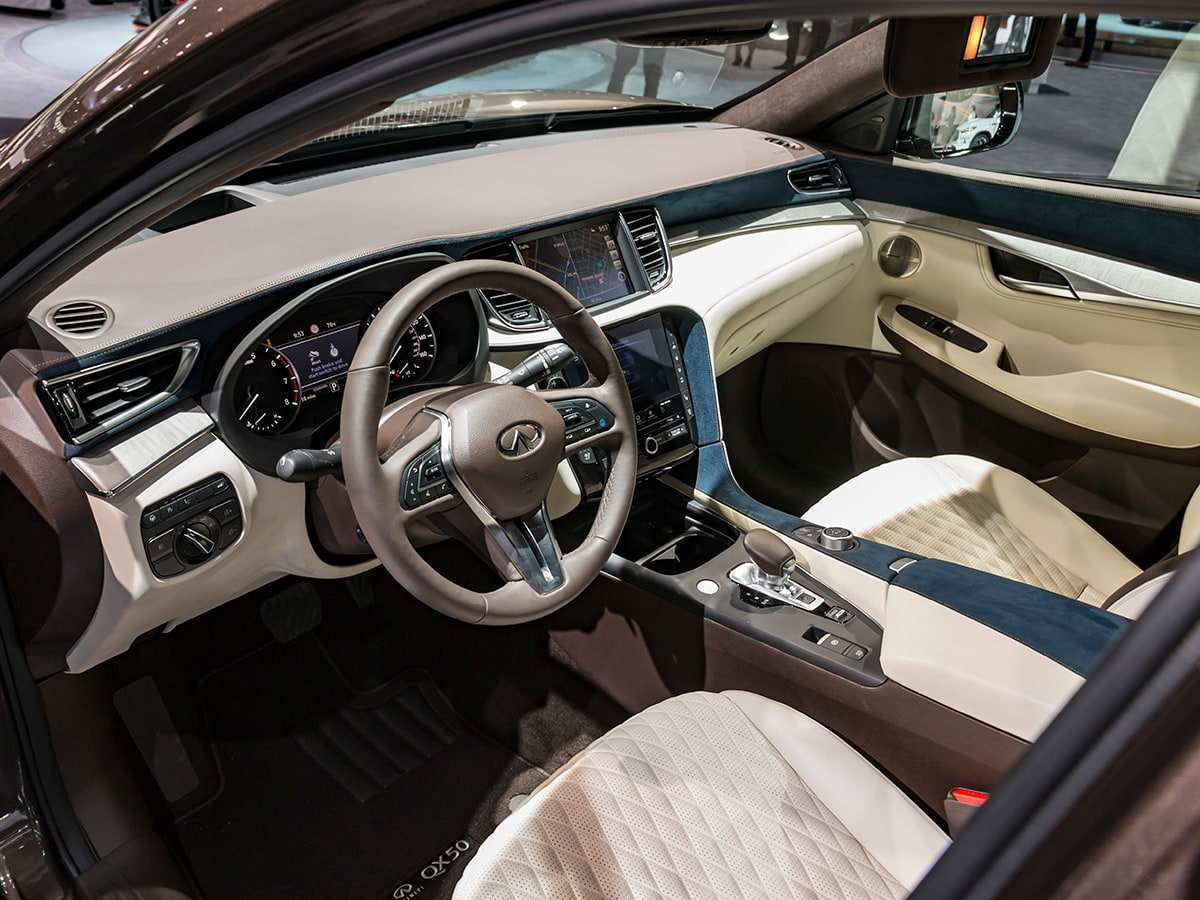 46 Great 2019 Infiniti Qx50 News Engine for 2019 Infiniti Qx50 News