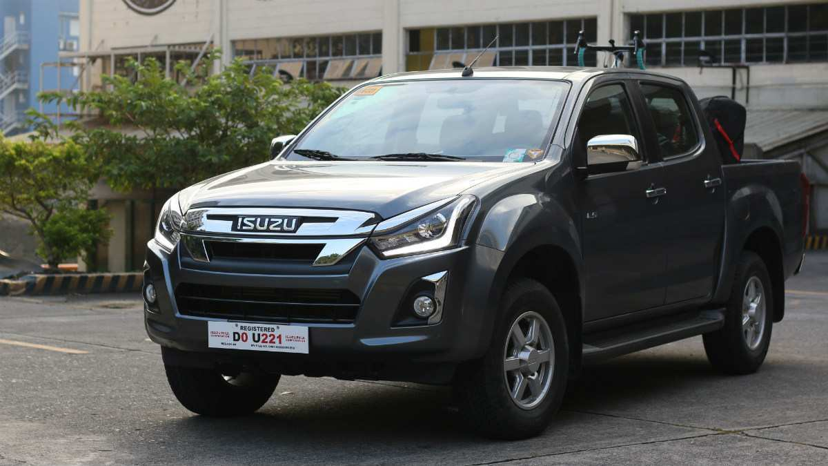 46 Great 2019 Isuzu D Max Engine by 2019 Isuzu D Max