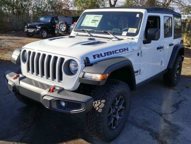 46 Great 2019 Jeep Unlimited Rubicon Review for 2019 Jeep Unlimited Rubicon