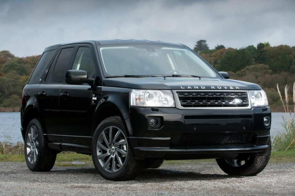 46 Great 2019 Land Rover Freelander 2 Release Date for 2019 Land Rover Freelander 2