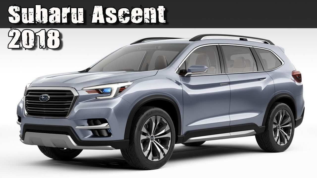 46 Great 2019 Subaru 7 Seater Prices by 2019 Subaru 7 Seater