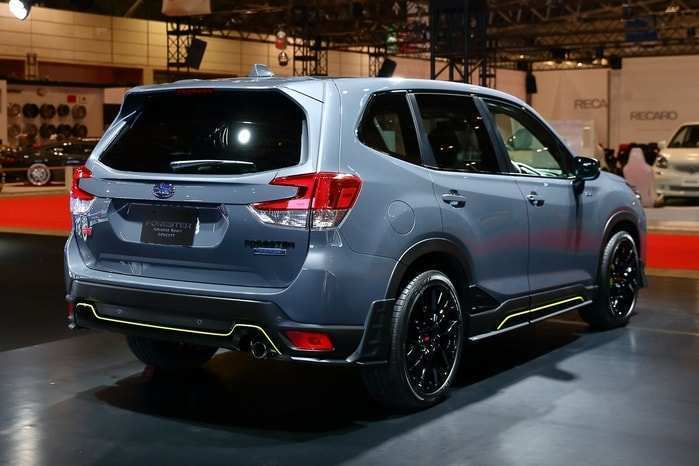 46 Great 2019 Subaru Forester Manual Exterior and Interior with 2019 Subaru Forester Manual