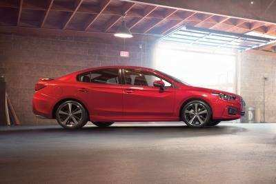 46 Great 2019 Subaru Impreza Sedan Performance by 2019 Subaru Impreza Sedan