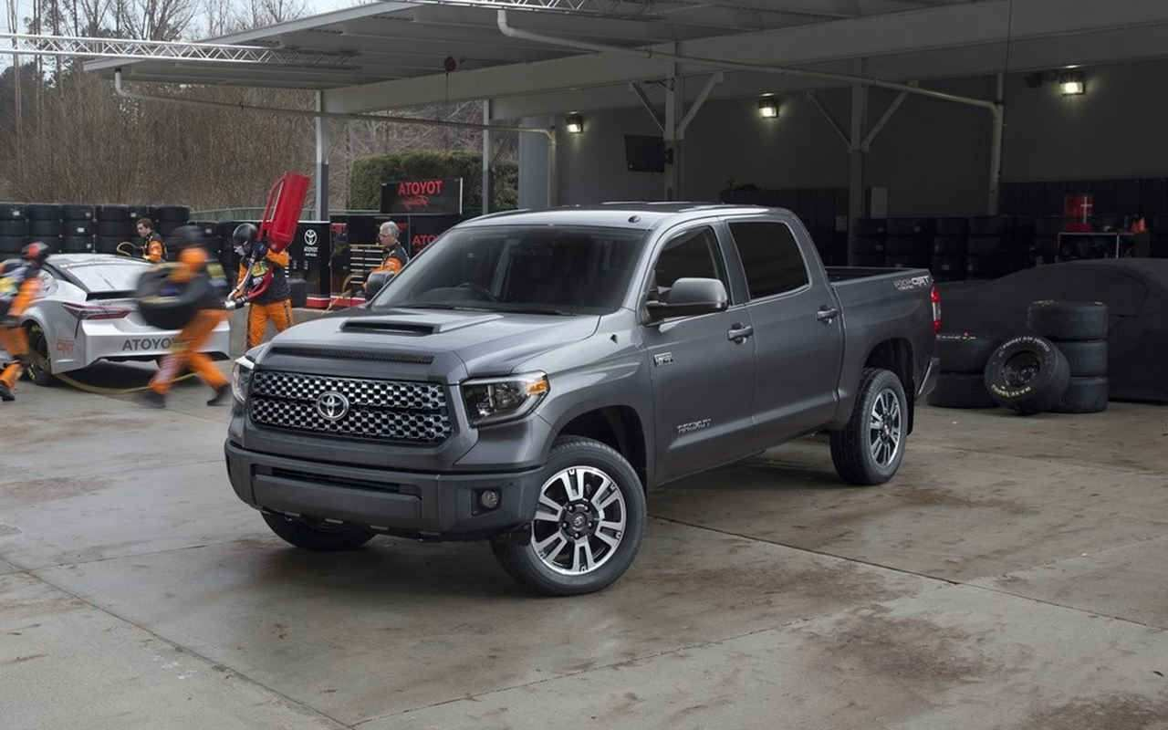 46 Great 2019 Toyota Tundra Redesign Rumors with 2019 Toyota Tundra Redesign