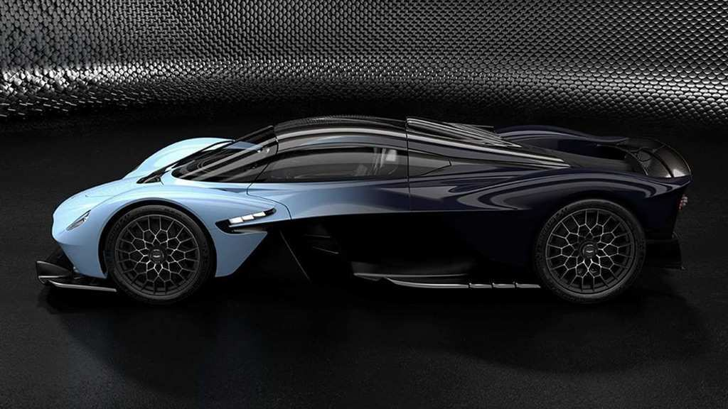 46 Great 2020 Aston Martin Valkyrie Interior with 2020 Aston Martin Valkyrie