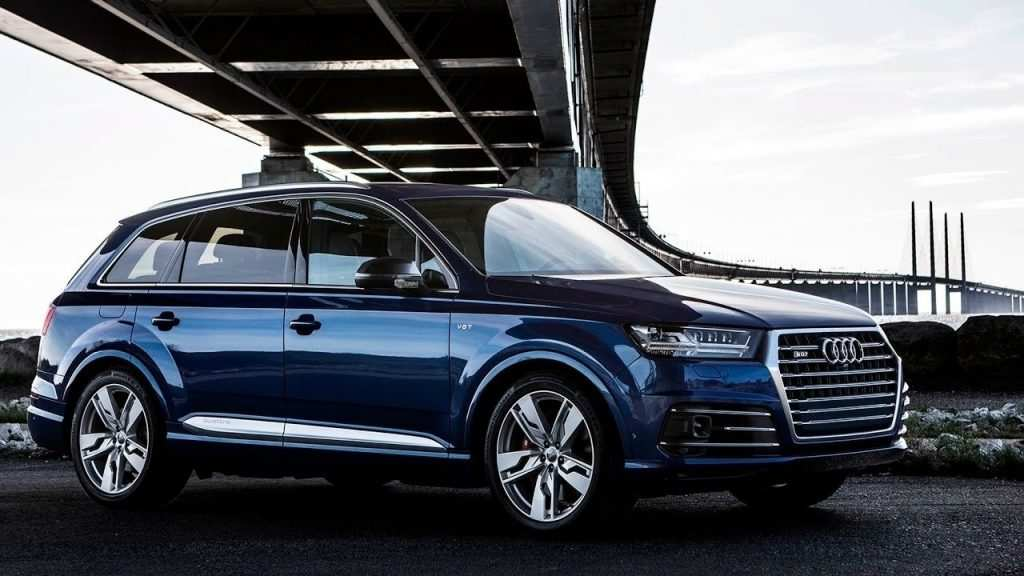 46 New 2019 Audi Q7 Tdi Usa Rumors by 2019 Audi Q7 Tdi Usa