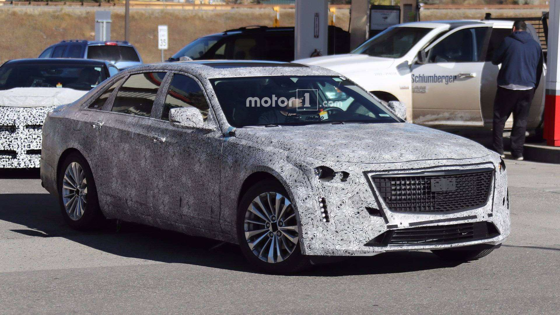 46 New 2019 Cadillac Ct5 Style for 2019 Cadillac Ct5