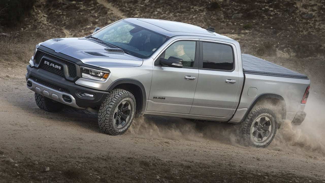 46 New 2019 Dodge 1500 Rebel Research New for 2019 Dodge 1500 Rebel