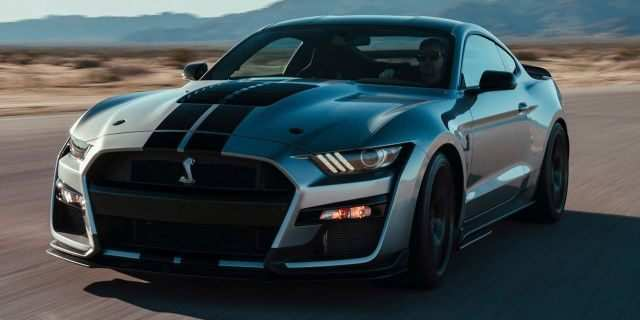 46 New 2019 Ford Gt 500 Picture with 2019 Ford Gt 500
