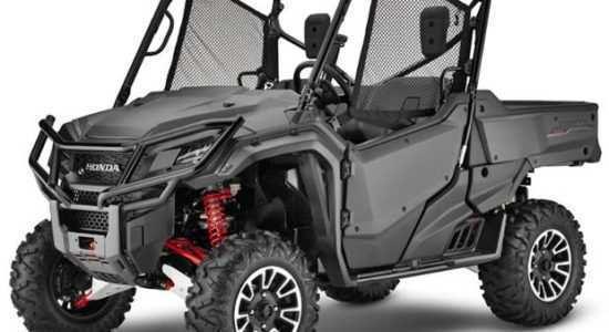 46 New 2019 Honda 1000 Pioneer Style with 2019 Honda 1000 Pioneer
