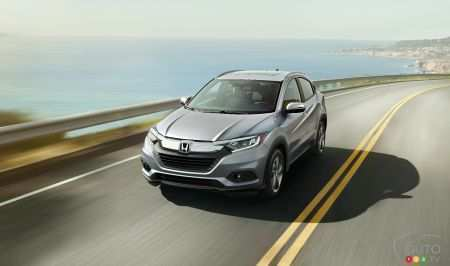 46 New 2019 Honda Hrv Changes New Review by 2019 Honda Hrv Changes
