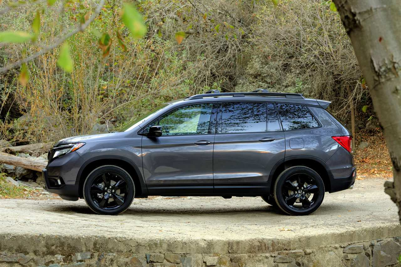 46 New 2019 Honda Passport Reviews Prices for 2019 Honda Passport Reviews