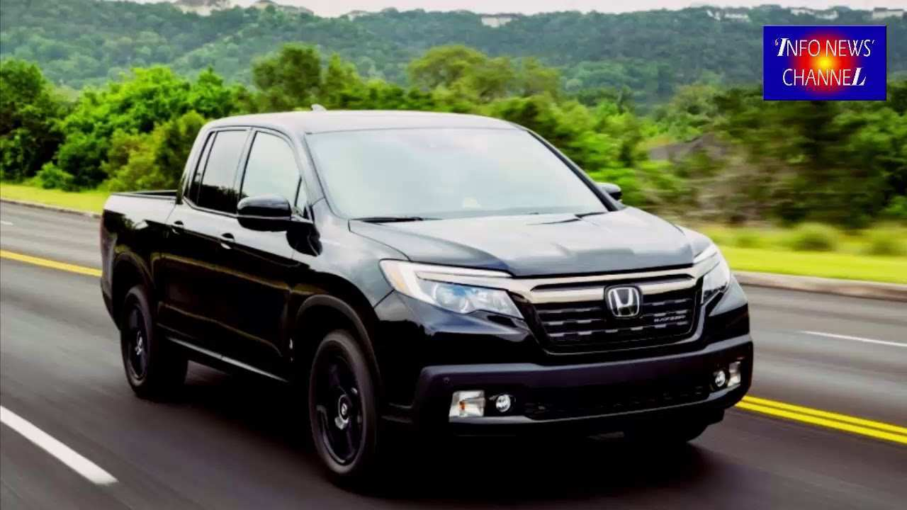 46 New 2019 Honda Ridgeline Rumors Engine for 2019 Honda Ridgeline Rumors