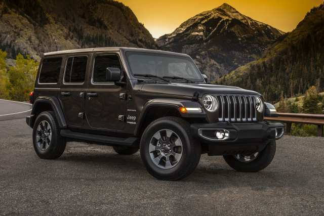 46 New 2019 Jeep Mpg Picture for 2019 Jeep Mpg