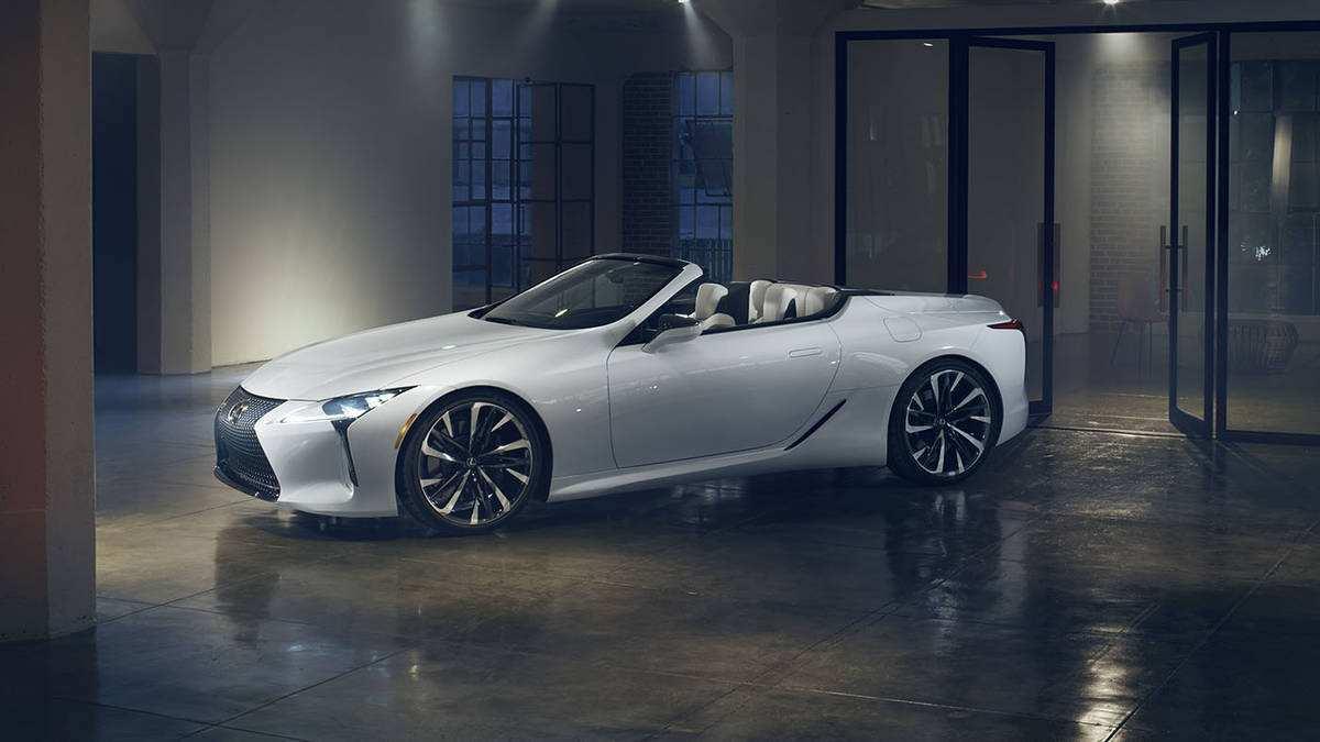 46 New 2019 Lexus Concept Redesign by 2019 Lexus Concept