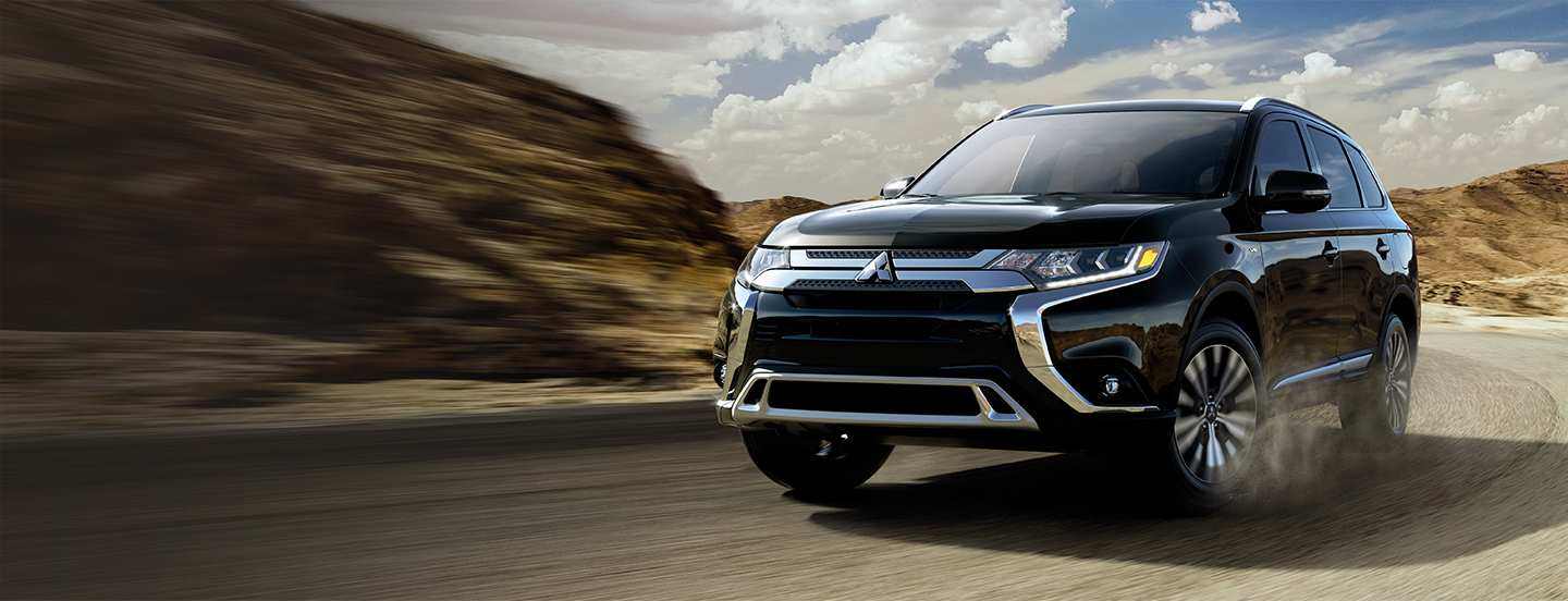 46 New 2019 Mitsubishi Outlander Se Configurations for 2019 Mitsubishi Outlander Se