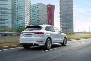46 New 2019 Porsche Cayenne Configurations for 2019 Porsche Cayenne