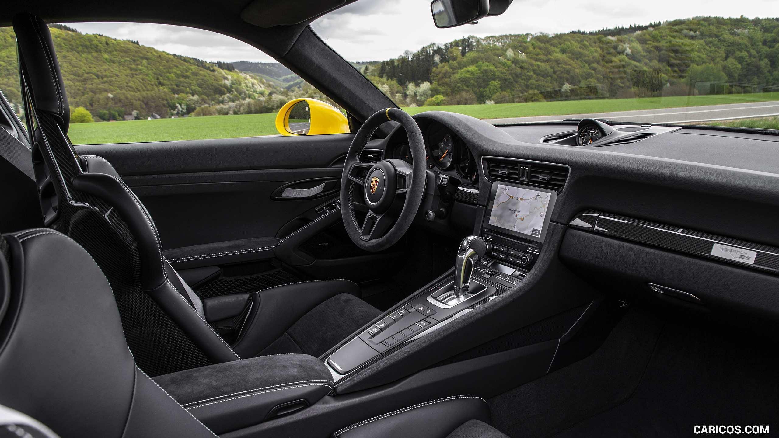 46 New 2019 Porsche Interior Release Date for 2019 Porsche Interior