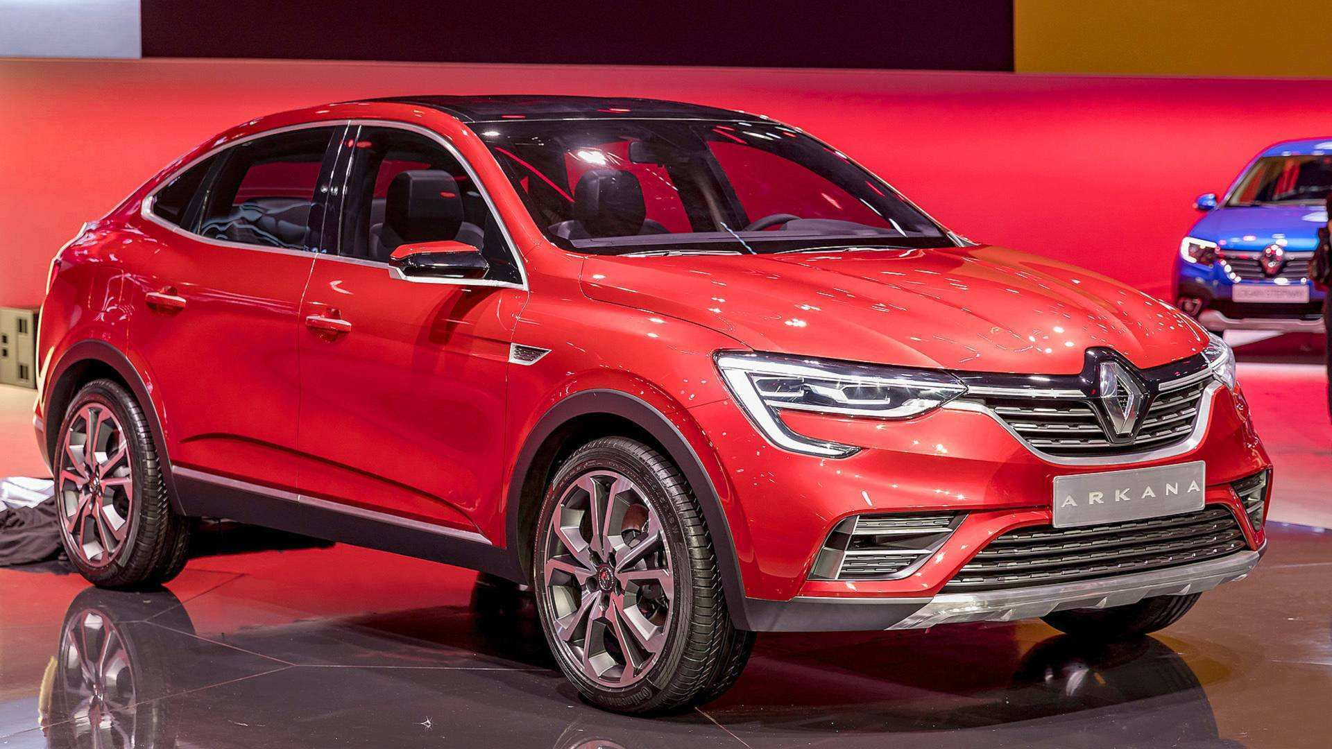 46 New 2019 Renault Suv Engine by 2019 Renault Suv