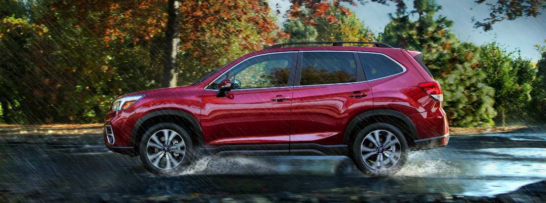 46 New 2019 Subaru Forester Debut Specs with 2019 Subaru Forester Debut