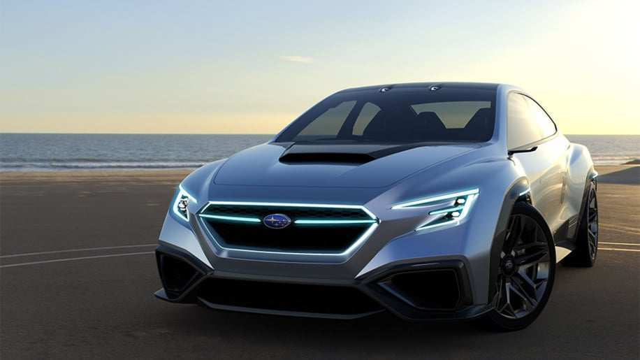 46 New 2019 Subaru Wrx Sti Hatch Redesign for 2019 Subaru Wrx Sti Hatch