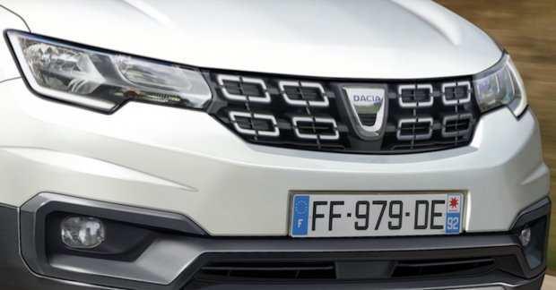 46 New Dacia Sandero 2020 Interior by Dacia Sandero 2020