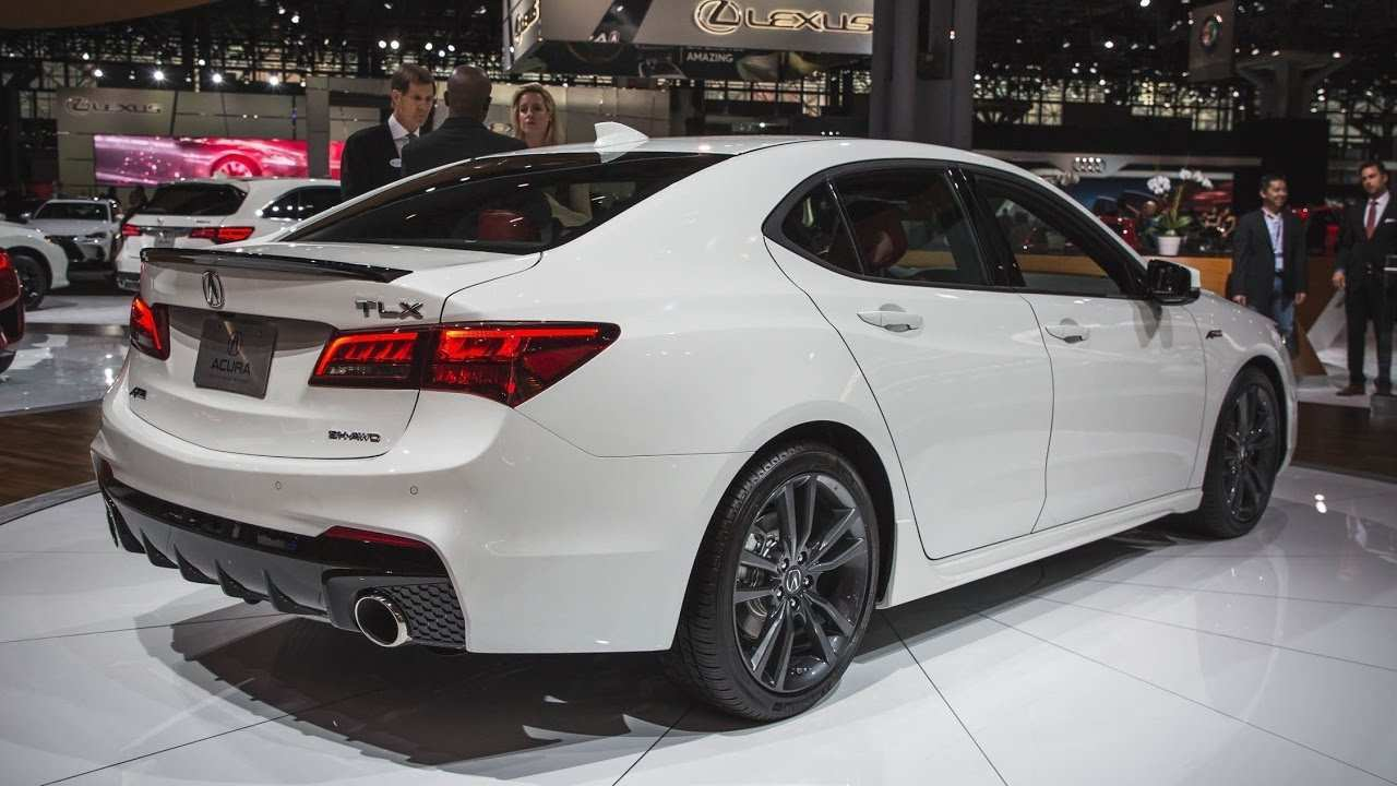 46 The 2019 Acura Tlx Rumors Specs with 2019 Acura Tlx Rumors
