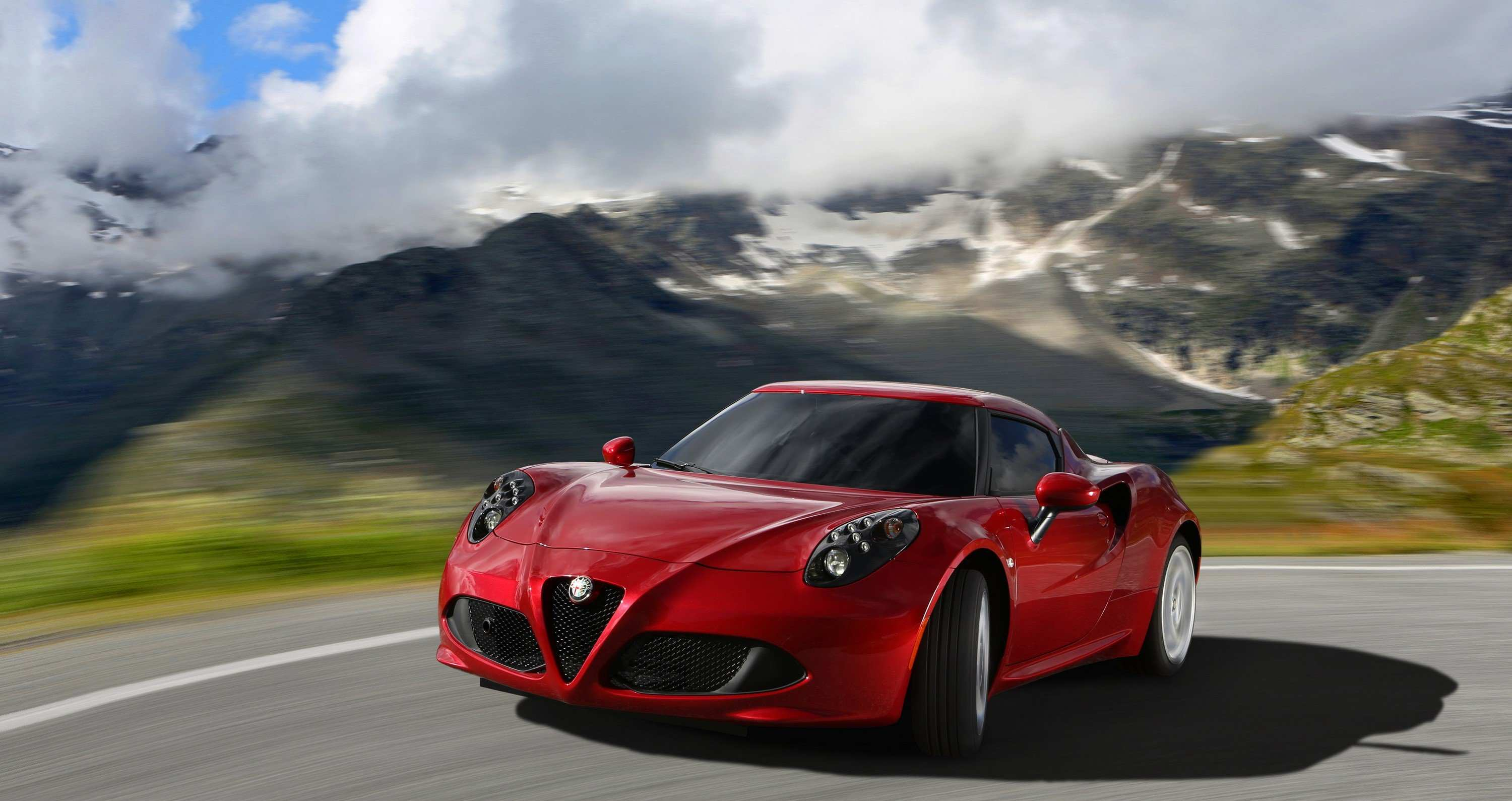46 The 2019 Alfa Romeo 4C Style with 2019 Alfa Romeo 4C