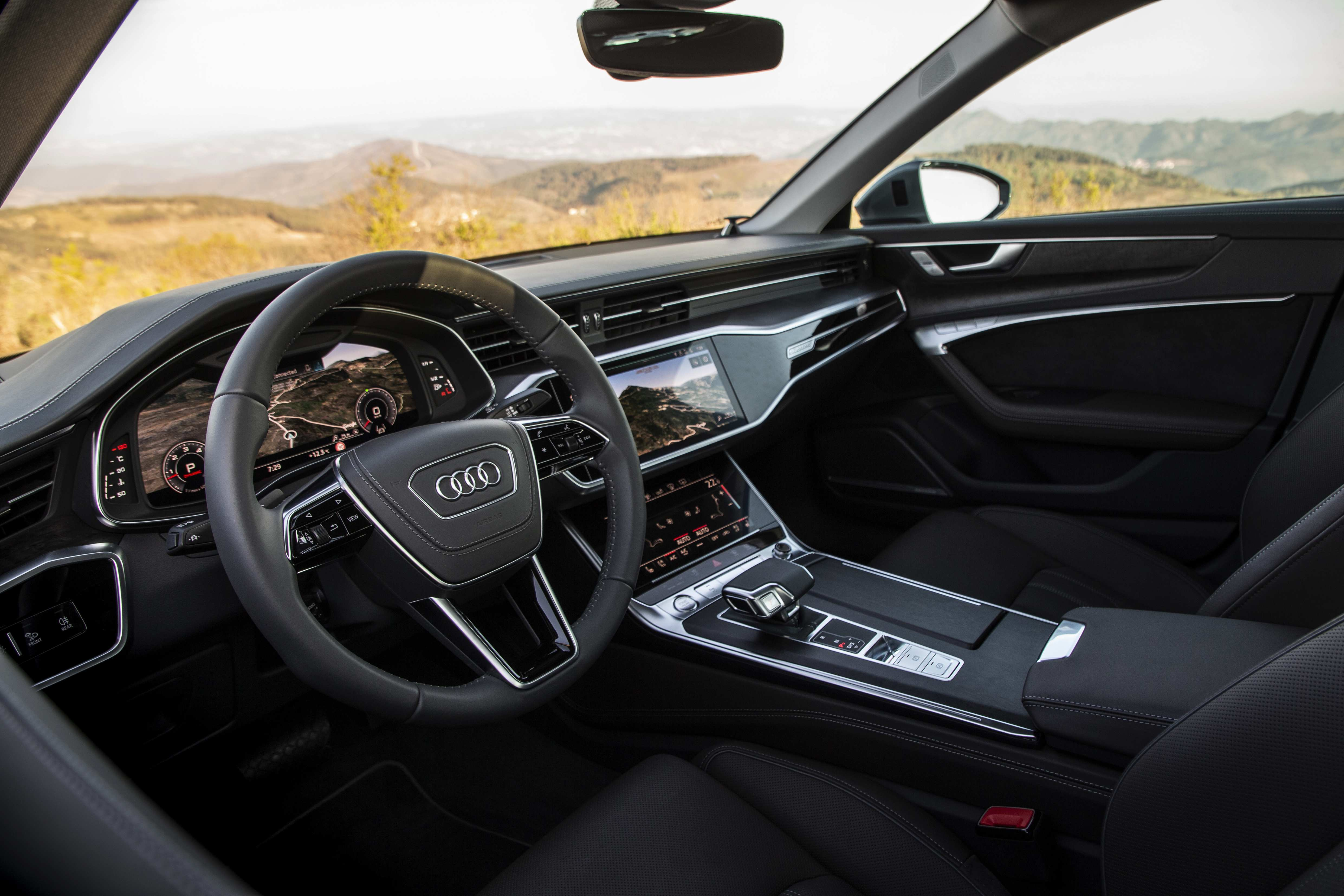 46 The 2019 Audi A6 Release Date Performance and New Engine for 2019 Audi A6 Release Date