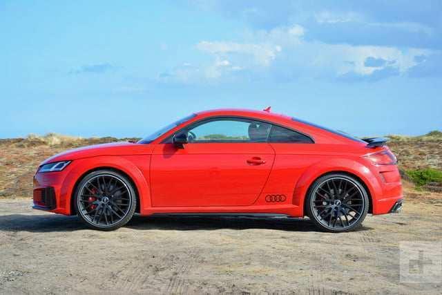 46 The 2019 Audi Tt Redesign by 2019 Audi Tt