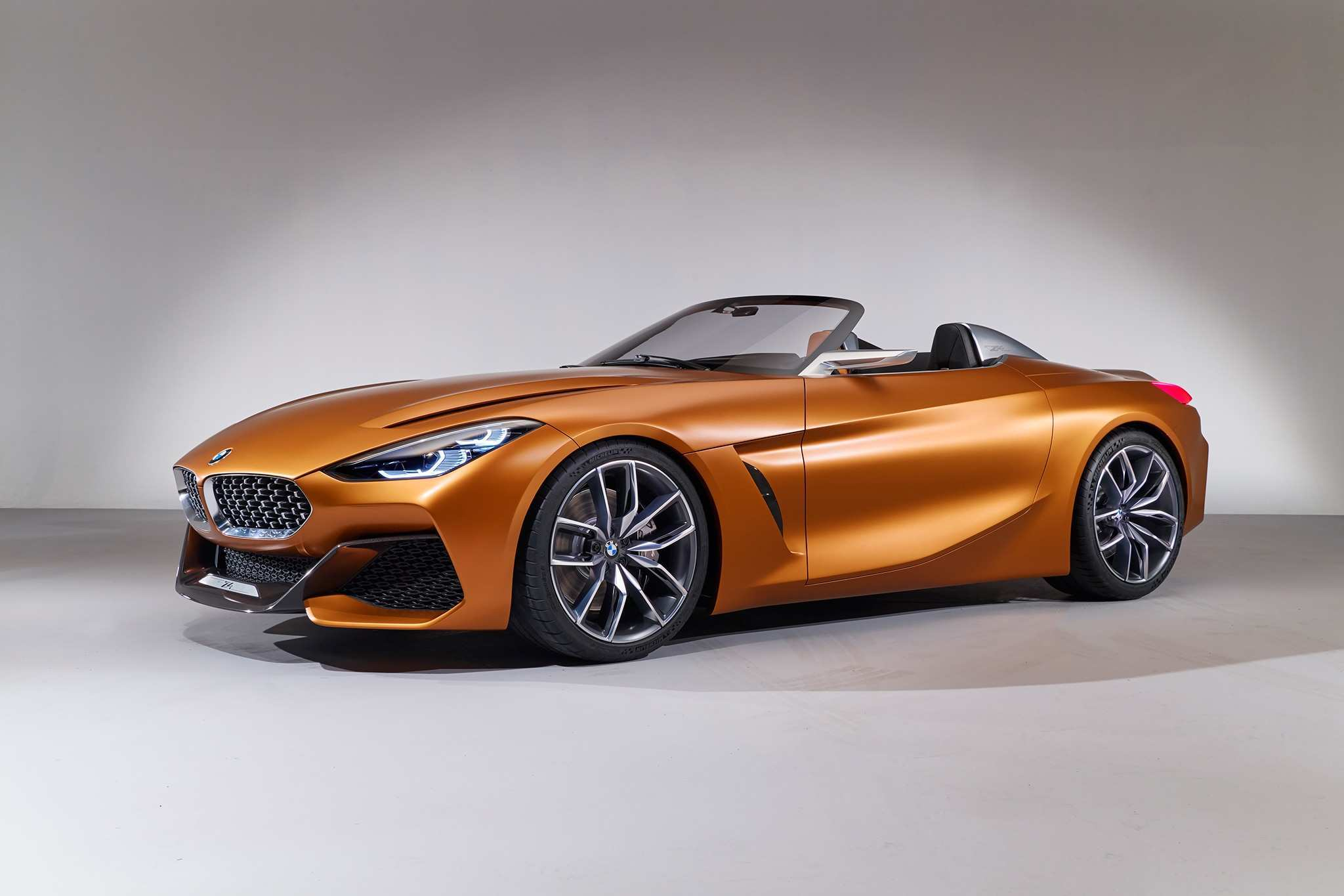46 The 2019 Bmw Z4 Concept Spesification for 2019 Bmw Z4 Concept