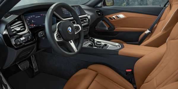 46 The 2019 Bmw Z4 Interior Redesign and Concept by 2019 Bmw Z4 Interior