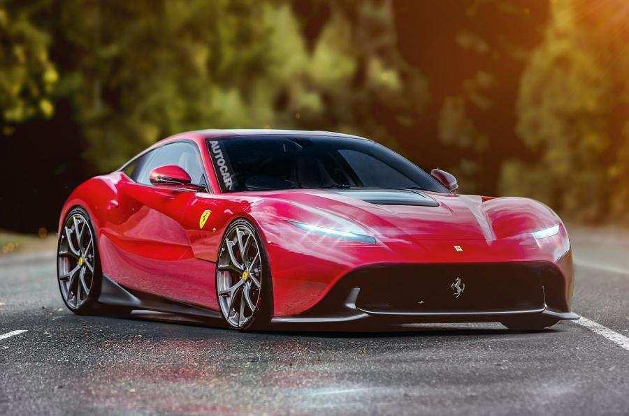 46 The 2019 Ferrari Hybrid Speed Test for 2019 Ferrari Hybrid
