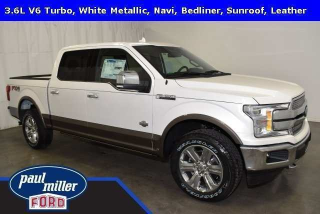 46 The 2019 Ford F150 King Ranch Model for 2019 Ford F150 King Ranch
