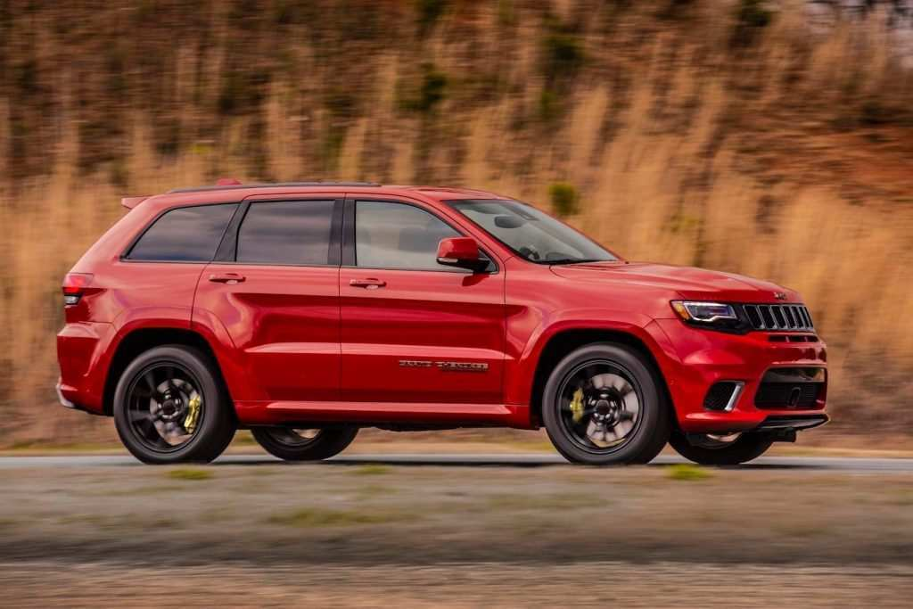 46 The 2019 Jeep Mpg Engine with 2019 Jeep Mpg