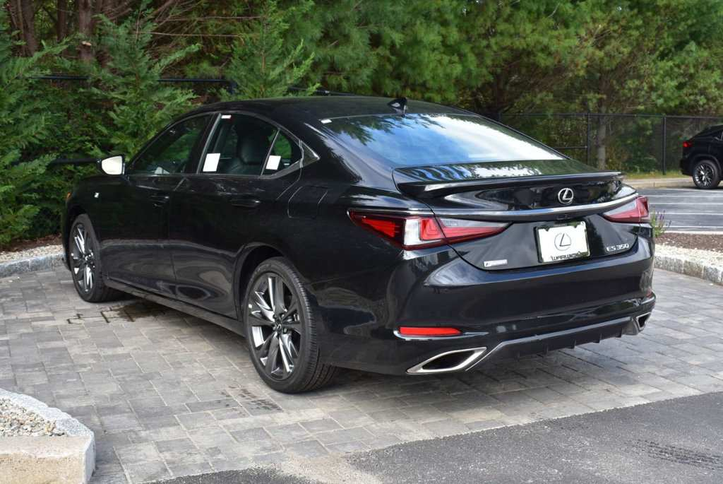 46 The 2019 Lexus Es 350 F Sport New Concept for 2019 Lexus Es 350 F Sport