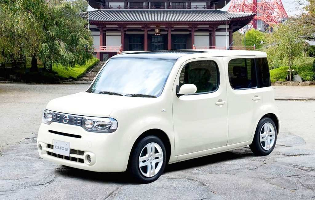 46 The 2019 Nissan Cube Release Date with 2019 Nissan Cube