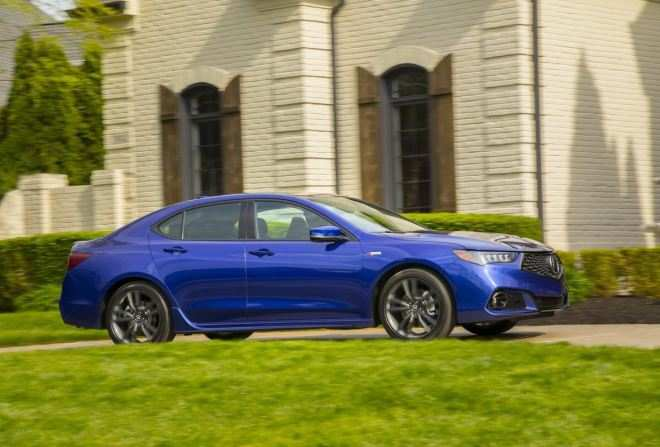 47 All New 2019 Acura Tlx Rumors Exterior and Interior with 2019 Acura Tlx Rumors